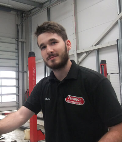 Meet the team at Paragon Motor Company